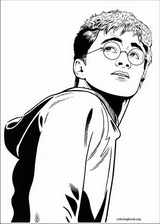 Harry Potter coloring page (004)