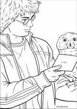 Harry Potter coloring page (007)