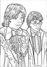 Harry Potter coloring page (022)
