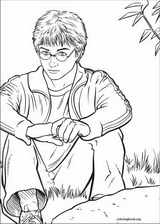 Harry Potter coloring page (027)