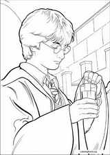 Harry Potter coloring page (041)