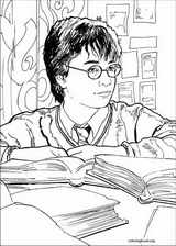 Harry Potter coloring page (052)