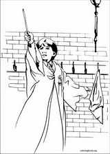 Harry Potter coloring page (056)