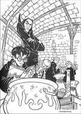 Harry Potter coloring page (059)