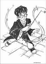 Harry Potter coloring page (074)