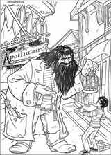 Harry Potter coloring page (088)