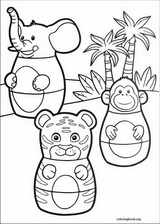 Higglytown Heroes coloring page (003)