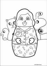 Higglytown Heroes coloring page (008)