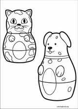Higglytown Heroes coloring page (009)