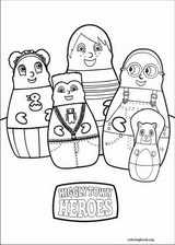 Higglytown Heroes coloring page (016)