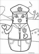 Higglytown Heroes coloring page (020)
