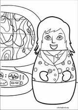 Higglytown Heroes coloring page (021)