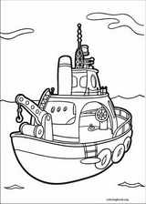 Higglytown Heroes coloring page (026)