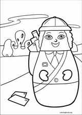 Higglytown Heroes coloring page (028)