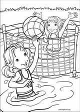 Holly Hobbie coloring page (001)
