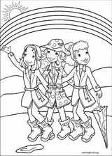 Holly Hobbie coloring page (002)