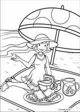 Holly Hobbie coloring page (007)