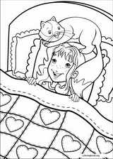 Holly Hobbie coloring page (009)