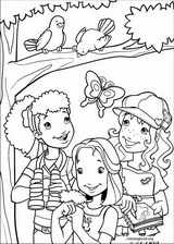Holly Hobbie coloring page (010)