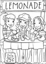 Holly Hobbie coloring page (011)