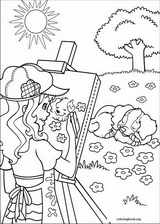 Holly Hobbie coloring page (014)