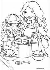 Holly Hobbie coloring page (015)