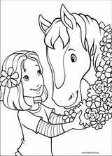 Holly Hobbie coloring page (018)