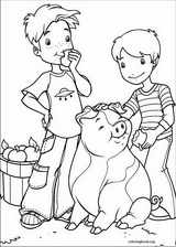 Holly Hobbie coloring page (021)