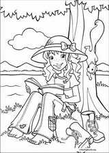 Holly Hobbie coloring page (022)