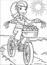 Holly Hobbie coloring page (023)