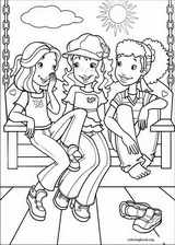 Holly Hobbie coloring page (025)