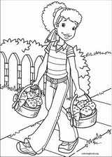 Holly Hobbie coloring page (030)