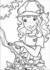 Holly Hobbie coloring page (032)