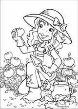 Holly Hobbie coloring page (037)