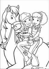 Holly Hobbie coloring page (038)