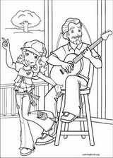Holly Hobbie coloring page (040)