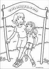 Holly Hobbie coloring page (043)