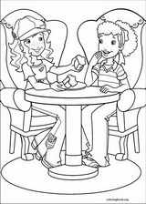 Holly Hobbie coloring page (047)