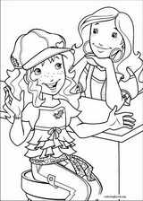 Holly Hobbie coloring page (048)