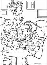 Holly Hobbie coloring page (049)