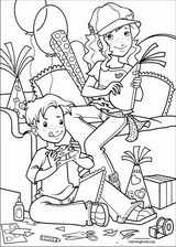 Holly Hobbie coloring page (051)