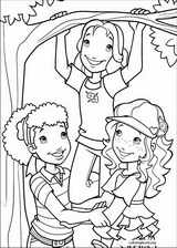 Holly Hobbie coloring page (052)