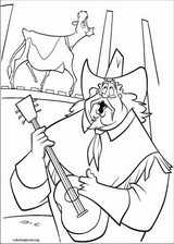 Home On The Range coloring page (015)