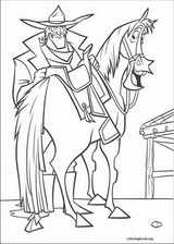 Home On The Range coloring page (032)