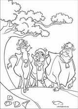Home On The Range coloring page (045)