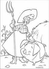 Home On The Range coloring page (047)