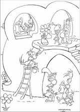 Horton coloring page (005)