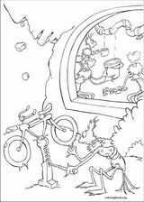 Horton coloring page (026)