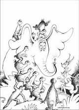 Horton coloring page (029)