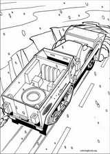 Hot Wheels coloring page (001)